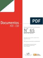Documentos Economía 65