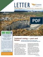 Revista 2 Articulos de Diseño de Minas Sub Level Caving