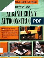Luis Lesur - Manual de Albañilería y Autoconstrucción I
