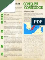 Fact Sheet Corregidor