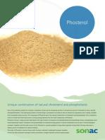 SONAC-phosterol
