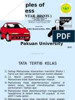 BAB 1 Principles of Business.ppt Pertemuan Pertama