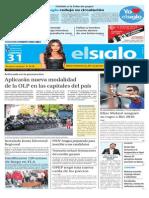 Edición Impresa El Siglo 31-07-2015