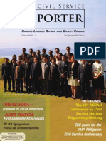 CS Reporter 2nd Issue 2015
