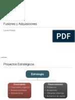 Fusiones y Adquisiciones (M&A)