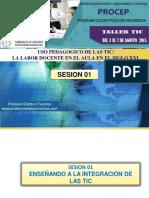 Taller Sesion 01 Integracion Tic-wix_2015