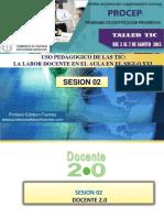 Taller Sesion 02 Docente 20-Rubrica-teachertube-lim_2015