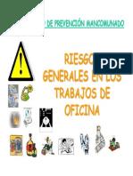 10-Riesgos Generales Oficinas