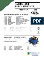 850 SCS V1 PartsList
