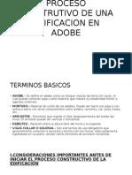 Proceso Construtivo de Una Edificacion en Adobe