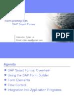 ABAP Smartforms