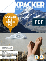 Backpacker Essentials August 2015