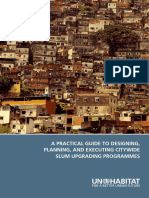 A Practical Guide to Designing and Executing Citywide Slum Upgrading Programmes