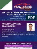Team Daksh