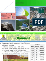 Biomass Introduction 222