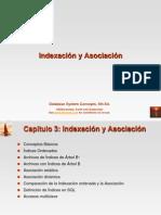 Capitulo 5 Indexación y Asociación en  Bases de datos