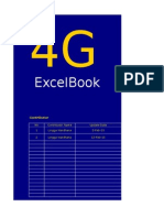 4G ExcelBook.xls