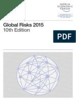 WEF Global Risks 2015 Report15