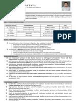 Abhinav Resume