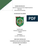 Cover Paper Neurologi