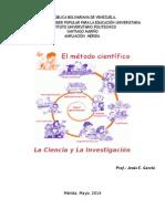 La Ciencia y El Metodo Cientifico Guia Investigación II Santiago Mariño