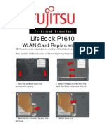 Fujitsu p1610 Wlan Card