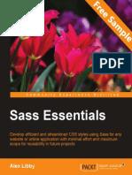 Sass Essentials - Sample Chapter