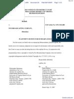 segOne, Inc. v. Fox Broadcasting Company - Document No. 24