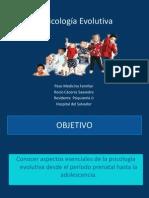 ASPECTOS GENERALES Psicología Evolutiva