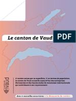 Canton Vaud at a Glance