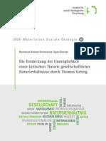 Die Entdeckung der Unmöglichkeit einer kritischen Theorie gesellschaftlicher Naturverhältnisse durch Thomas Gehrig