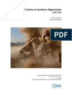 Insurgent Tactics in Southern Afghanistan