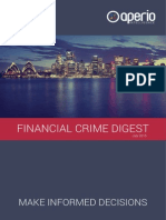 Aperio Financial Crime Digest July 2015