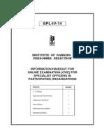 Cwe Spl IV Handout Eng 2014