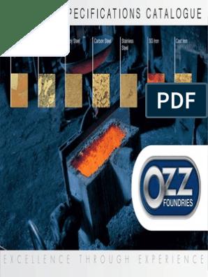 DIN 1681-GS 60 | Manganese | Steel