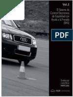 Sistema de Control Electronico de Estabilidad Con Ayuda a La Frenada Evidencias Cientificas Vol 5