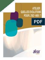 ISO 14001 Par Étapes