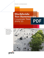 Tax Summaries 2014-2015 GANA