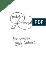 Pmarca Blog eBook