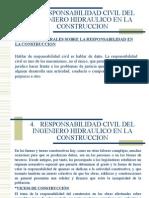 Responsabilidad Civil de Ing Hidraulico