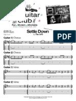 Settle Down - The 1975 (Original)