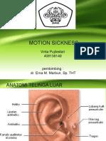 270180135 Motion Sickness