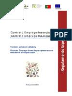 2.ª Revisão Regulamento CEI e CEI + (31-01-2014)