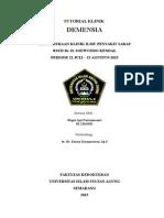 Tutorial Demensia - Bagus Ayu