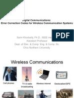 IEEE-RWEP Error Correction Cod Bkgrd-Lect