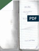 Székely Konyhatolmács - kézirat