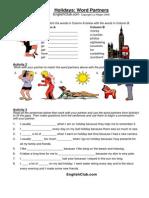 TBW Holidays WordPartners