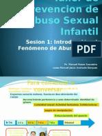 Taller de Prevencion de Abuso Sexual Infantil