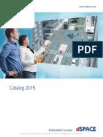 DSPACE Catalog2015 E Web