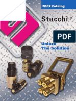 Stucchi 2007 Catalog
